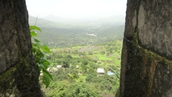 View from the lookout point of the Fort