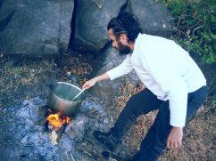 Krishna the cook