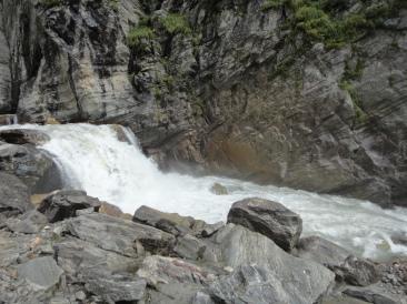 The Thundering Pushpawati River