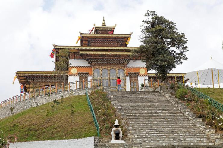 dochula temple