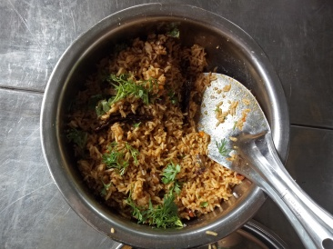 Puliodharai(Tamarind Rice